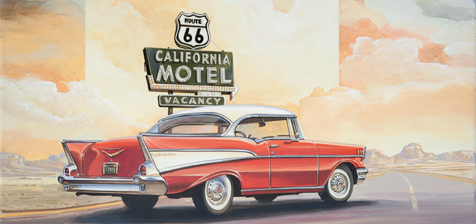 Carlifornia Motel
