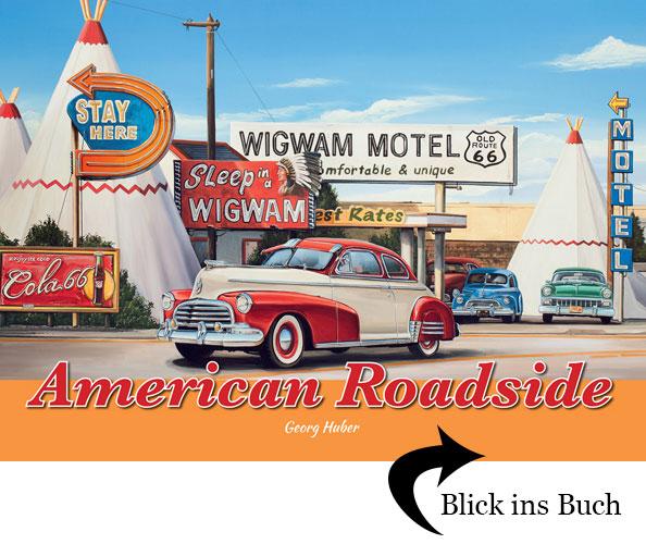 American Roadside - Blick ins Buch
