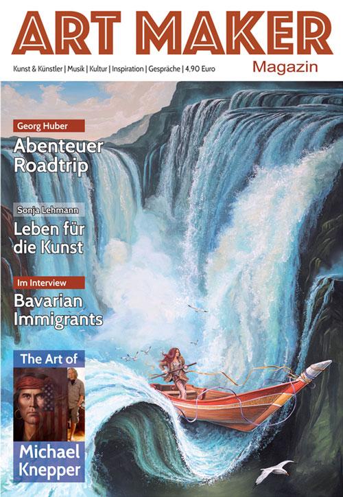 Art Maker,  Band 2 (2021) - Blick ins Heft