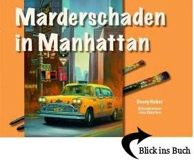 """Titelbild """"Marderschaden in Manhattan"""""""