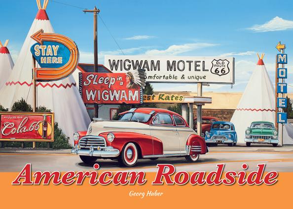 American Roadside - Bebilderte Sehnsucht
